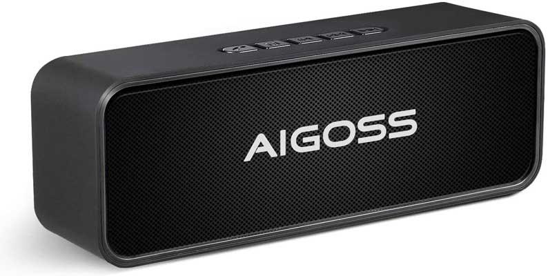 aigoss altavoz bluetooth speaker barato